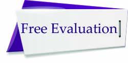 Free evalution
